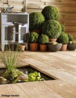 Quel dallage pour votre terrasse ?
