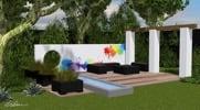 Welcome Garden par Platoflex