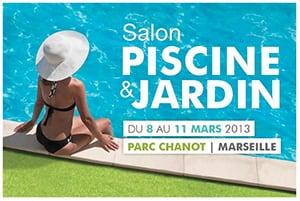 Salon Piscine & Jardin 2013 avec Nature et Prestige