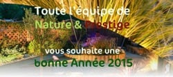 Bonne année 2015 - Nature et Prestige