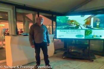 Soirée Dialogue au Jardin 2016 - Nature & Prestige Venelles