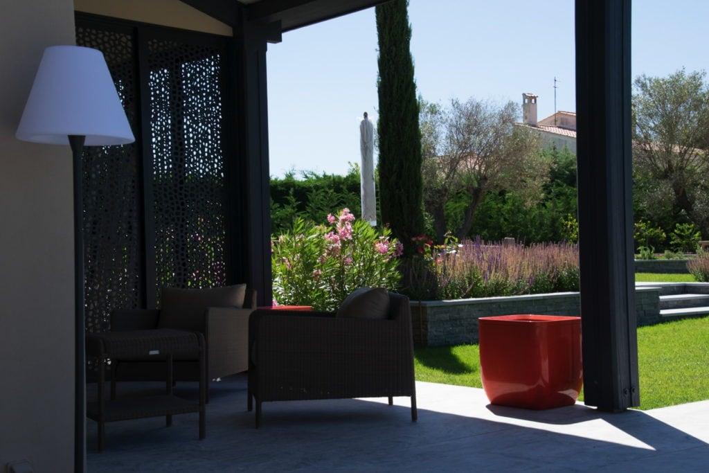 Aménagement Jardin contemporain Bouches-du-Rhône , Vaucluse , Alpes de Haute Provence