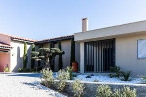 Aménagement Entrée de jardin Aix en Provence, Marseille, Bouches-du-Rhône, 13, 84, 04