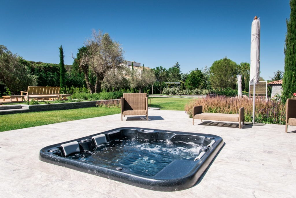 installation spa en terasse Aix en Provence, Marseille, Bouches-du-Rhône, 13