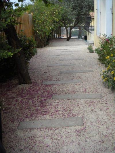 Aménagement d'un jardin à Marseille par Nature et Prestige