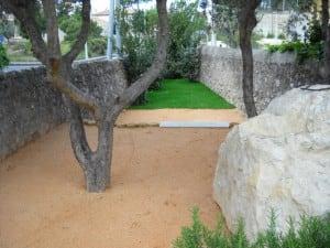 Aménagement d'un jardin méditerranéen à Marseille par Nature et Prestige