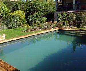 Réalisation d'une piscine sur mesure par Nature et Prestige