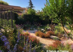 Realisations De Jardin Aix En Provence Amenagement Terrasse